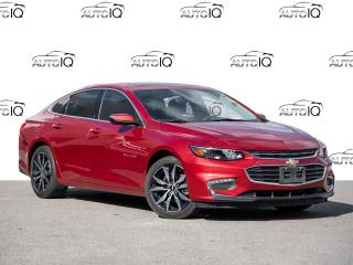 Used 2016 Chevrolet Malibu 1LT One Owner Local Trade for sale in Welland, ON