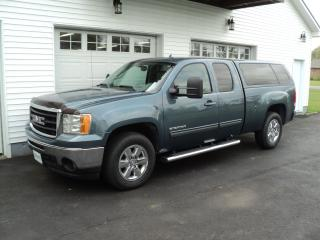 Used 2011 GMC Sierra 1500 SLT for sale in Truro, NS