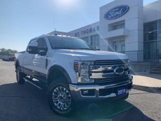 Used 2019 Ford F-250 Lariat 4x4/Navi/Roof/Leather for sale in St Thomas, ON