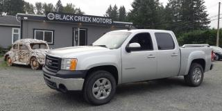 Used 2011 GMC Sierra 1500 SLT for sale in Black Creek, BC