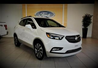 Used 2017 Buick Encore PREFERRED - AWD - CAMERA/CUIR - 18'' - B for sale in Drummondville, QC