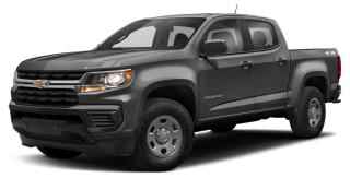 New 2021 Chevrolet Colorado LT for sale in Tillsonburg, ON