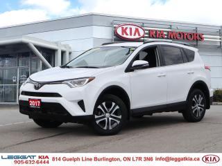 Used 2017 Toyota RAV4 for sale in Burlington, ON