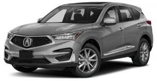 New 2021 Acura RDX Tech for sale in Burlington, ON