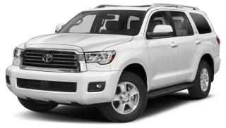 New 2020 Toyota Sequoia SR5 for sale in Stouffville, ON