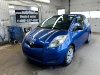 Used 2009 Toyota Yaris 3DR HB MAN CE for sale in St-Raymond, QC
