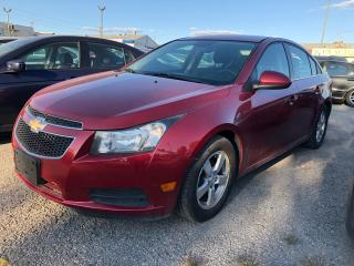 Used 2012 Chevrolet Cruze LT Turbo w/1SA for sale in Pickering, ON