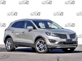 Used 2015 Lincoln MKC NAVIGATION SUNROOF LEATHER AWD for sale in Hamilton, ON