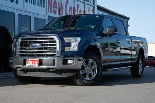 Used 2015 Ford F-150 XTR PKG NO ACCIDENTS for sale in Chatham, ON