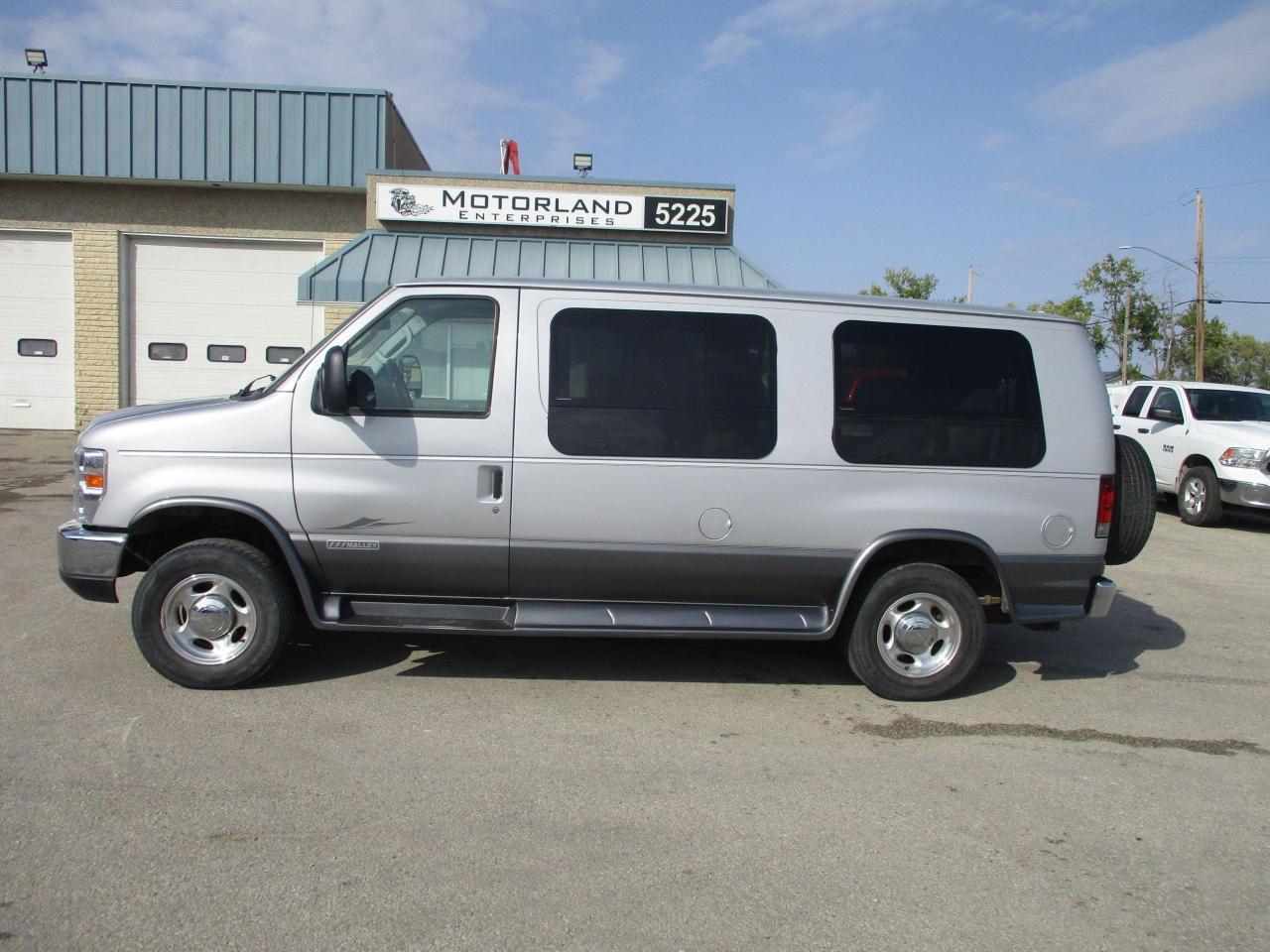 2013 Ford Econoline Malley WheelChair Van