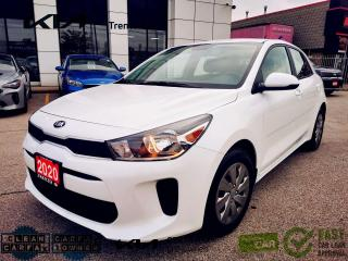 Used 2020 Kia Rio 5-Door LX+ Auto 1 OWNER LOW KM REAR CAMERA HEATED SW for sale in North York, ON