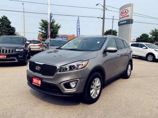 Used 2018 Kia Sorento 2.4L LX LX FWD/AUTO/ALLOYS/1OWNER/LOW KM/REAR CAMERA/ for sale in North York, ON