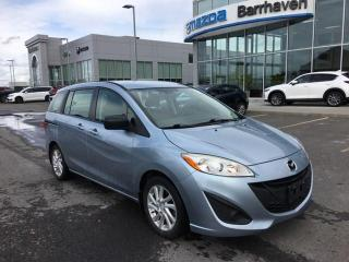 Used 2012 Mazda MAZDA5 GS **AUTO/2 SETS OF TIRES AND RIMS** for sale in Ottawa, ON