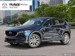 New 2021 Mazda CX-5 GT for sale in Ottawa, ON