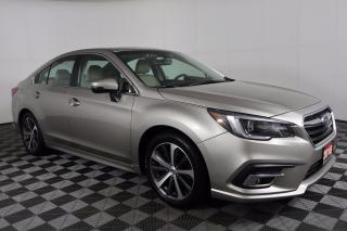 Used 2018 Subaru Legacy 3.6R Limited w/EyeSight Package AWD, 8-INCH SCREEN W/ NAVIGATION, LEATHER, MEMORY SEAT for sale in Huntsville, ON