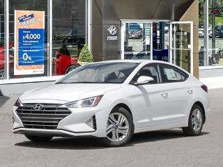 New 2020 Hyundai Elantra Preferred w/Sun & Safety Package for sale in Huntsville, ON