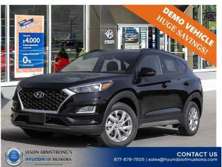New 2021 Hyundai Tucson Preferred w/Sun & Leather Package for sale in Huntsville, ON