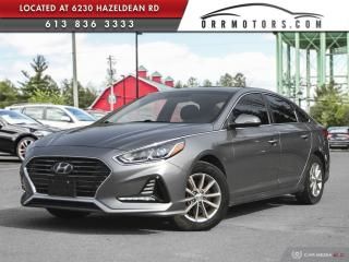 Used 2018 Hyundai Sonata GL REVERSE CAM | BLUETOOTH | HEATED SEATS | A/C | CRUISE for sale in Stittsville, ON