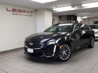 New 2020 Cadillac CTS Premium Luxury - Sunroof for sale in Burlington, ON