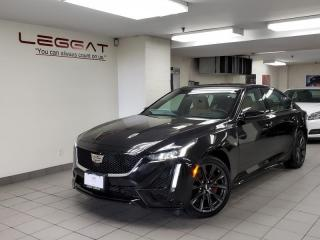 New 2020 Cadillac CTS SPORT for sale in Burlington, ON