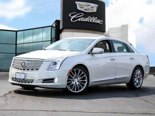 Used 2014 Cadillac XTS Platinum PLATINUM! | CLEAN HISTORY! for sale in Burlington, ON