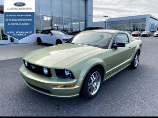 Used 2005 Ford Mustang COUPE GT BAS KILO MANUEL !!! for sale in Victoriaville, QC