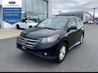 Used 2014 Honda CR-V AWD TOIT for sale in Victoriaville, QC