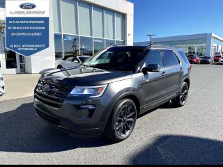 Used 2018 Ford Explorer XLT 4WD ENS SPORT for sale in Victoriaville, QC