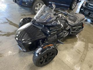 Used 2019 Can-Am Spyder F3 LOW KM! SEMI AUTOMATIC for sale in Midland, ON