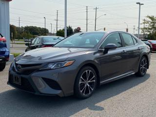Used 2019 Toyota Camry SE UPGRADE-ONE OWNER BOUGHT HERE+DEALER SERVICED! for sale in Cobourg, ON