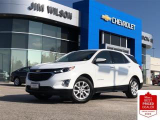 Used 2019 Chevrolet Equinox LT FWD HEATED SEATS REAR CAMERA REMOTE START for sale in Orillia, ON