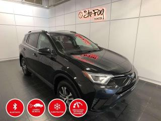 Used 2017 Toyota RAV4 LE - AWD for sale in Québec, QC
