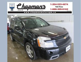 Used 2008 Chevrolet Equinox Sport Remote Start, Heated Front Seats, Satellite Radio for sale in Killarney, MB