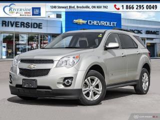 Used 2015 Chevrolet Equinox 1LT for sale in Brockville, ON