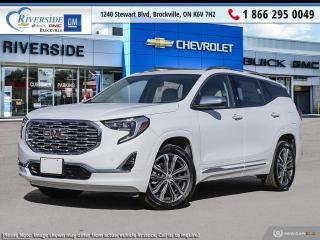New 2020 GMC Terrain Denali for sale in Brockville, ON