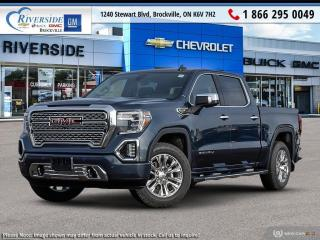 New 2020 GMC Sierra 1500 Denali for sale in Brockville, ON