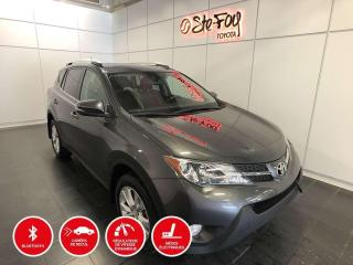 Used 2015 Toyota RAV4 LIMITED - AWD - TOIT OUVRANT for sale in Québec, QC
