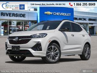 New 2020 Buick Encore GX Select for sale in Brockville, ON