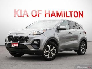 Used 2020 Kia Sportage LX for sale in Hamilton, ON