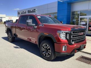 New 2020 GMC Sierra 2500 HD AT4 for sale in Listowel, ON