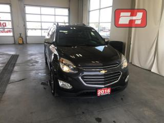 Used 2016 Chevrolet Equinox LTZ AWD | Navigation | Sunroof | + Winter Tires & Rims for sale in Stratford, ON