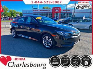 Used 2016 Honda Civic LX AUTOMATIQUE******5780 KM****** for sale in Charlesbourg, QC