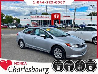 Used 2012 Honda Civic LX **AUTOMATIQUE***69 846 KM*** for sale in Charlesbourg, QC
