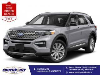 New 2020 Ford Explorer XLT for sale in Leamington, ON