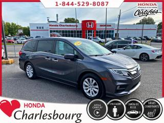 Used 2019 Honda Odyssey LX-HS **8 PASSAGERS** for sale in Charlesbourg, QC