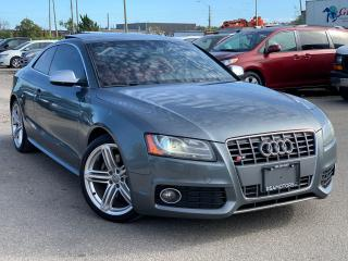 Used 2012 Audi S5 Premium for sale in Oakville, ON