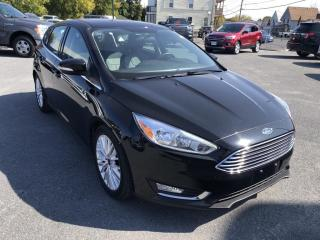Used 2016 Ford Focus Titanium for sale in Cornwall, ON