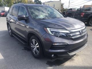 Used 2016 Honda Pilot EX-L NAVI for sale in Cornwall, ON