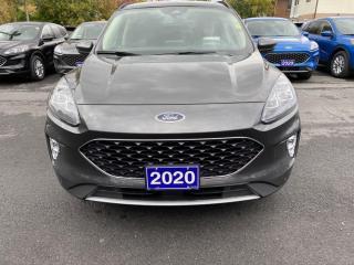 New 2020 Ford Escape Titanium Hybrid TITANIUM HYBRIDE AWD for sale in Cornwall, ON
