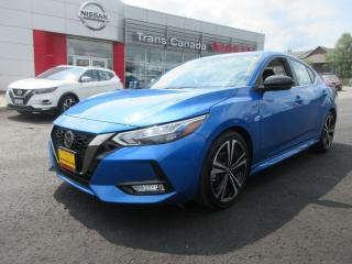 Used 2020 Nissan Sentra SR for sale in Peterborough, ON